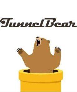 Bán tài khoản Tunnelbear VPN 6 tháng