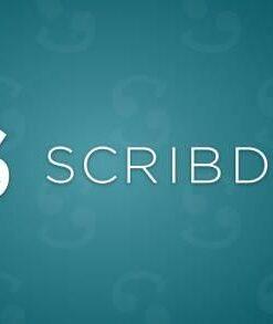 bán tài khoản scribd premium