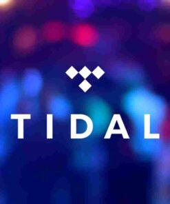 Bán tài khoản Tidal Hifi